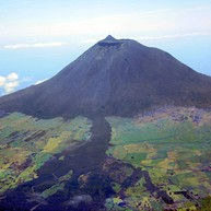 Volcanic Landscape of Pico Island