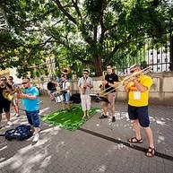 Konkurs Muzyków Ulicznych