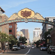 The Gaslamp Quarter