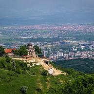 Monte Vodno & Croce Del Millennio