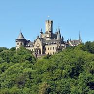Le château de Marienburg