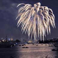 Fêtez le Nouvel An sur les quais