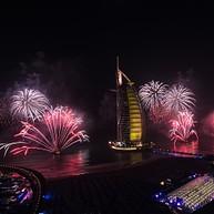 Año Nuevo en Dubái