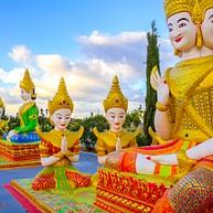 斯托克顿柬埔寨佛寺