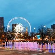 The Centennial Olympic Park