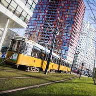 Historic tram line 10
