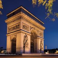 凯旋门 (Arc de Triomphe)