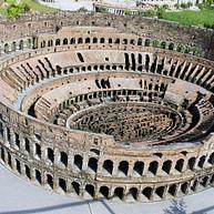 Italien i miniatyr