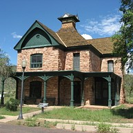 Fort Apache Historic District Walking Tour