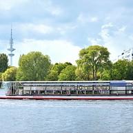 Die Alster - Hamburgs blaue Mitte