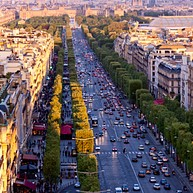香榭丽舍大道 (Champs-Élysées)