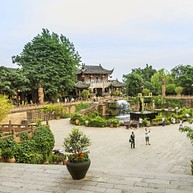 Huanglongxi Ancient Village / 黄龙溪古镇