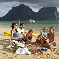 Lord Howe Island Discovery Day Celebrations