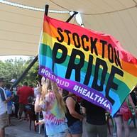 Stockton Pride Festival (August)