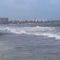 Beaches Ain Diab and La Corniche