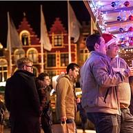 Kerst- en wintermarkt