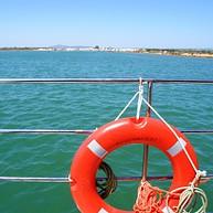 Båtturer i Algarve