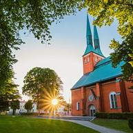 Der Dom von Växjö
