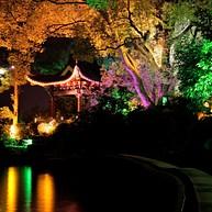 Night Cruise on the Rivers /夜游两江四湖