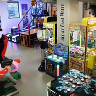 Arcade Game World