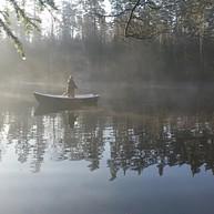 Fantastic fishing at Brokamåla