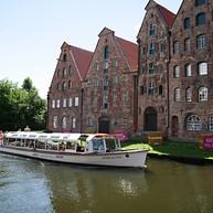 Tour di Lubecca in barca