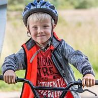 På cykel omkring Billund