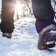 Winter Hiking Trails