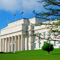 Auckland Museum/Auckland Domain