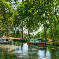 Destination Canal du Midi