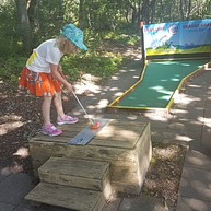 Adventure Mini-golf
