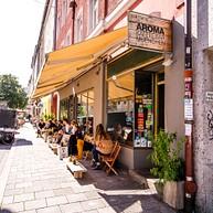 Кафе-бар Aroma