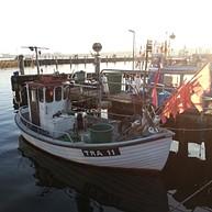 Fiskehamnen Travemünde