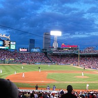 Boston Red Sox at Fenway Park
