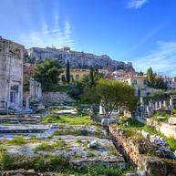Agora romaine