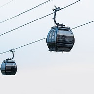 Cologne cable cars