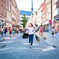 Diestsestraat (from Louis Melsensstraat to the station)