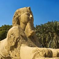 Alabaster Sphinx