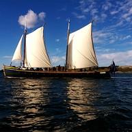 坎农单轨帆船 Diana 号公共航行