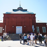 Amiralitetskyrkan y Rosenbom