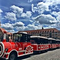 Visites de la vieille ville en petit train