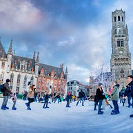 Christmas Market and ice-rink