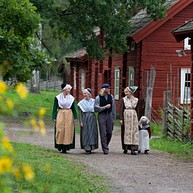 Vallby Open Air Museum