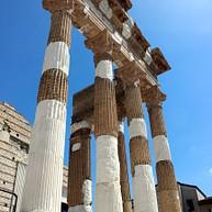 Capitoline Temple and Roman Amphitheatre