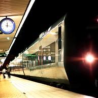 Med tåg