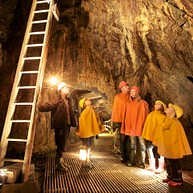 Falun Mine / World Heritage Site