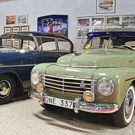 Albinsson & Sjöberg's Car Museum
