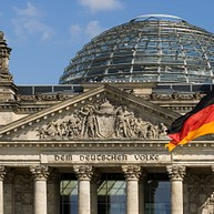 Reichstag Glaskupol