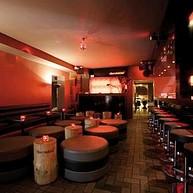 Die rote Bar