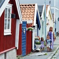 Björkholmen - den gamla stadsdelen